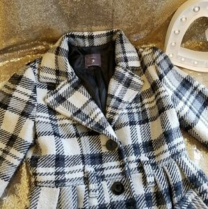 Pea Coat from Forever 21